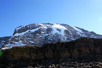 Photo: The southern slope glaciers