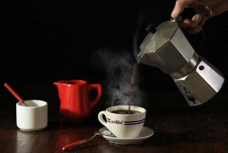aroma di caffè di roberto-copeta