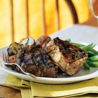 Gluten – Free Herbes de Provence-Crusted Lamb Chops