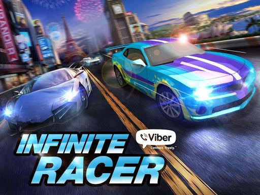 Viber Infinite Racer screenshot 11