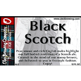 O'So Black Scotch Ale