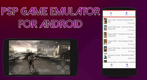 Emulator HD For PSP 2017 for PC-Windows 7,8,10 and Mac APK