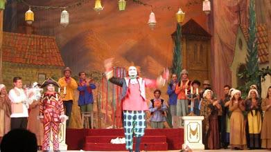 Photo: DER BAJAZZO im Opernhaus in Baku/Aserbaidschan. 3.11.2012, zum Bericht von Dr. Klaus Billand. Foto: Klaus Billand