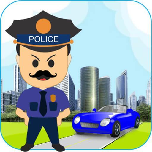 Traffic Police E Challan Duty Kids Learning Sim Google Play De