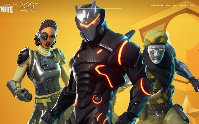 Fortnite Season 4 Wallpapers HD Backgrounds
