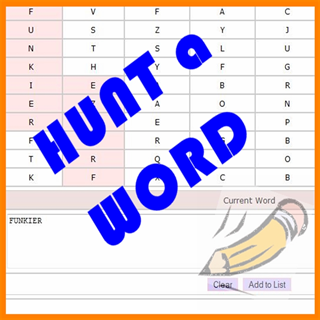 Hunt a Word
