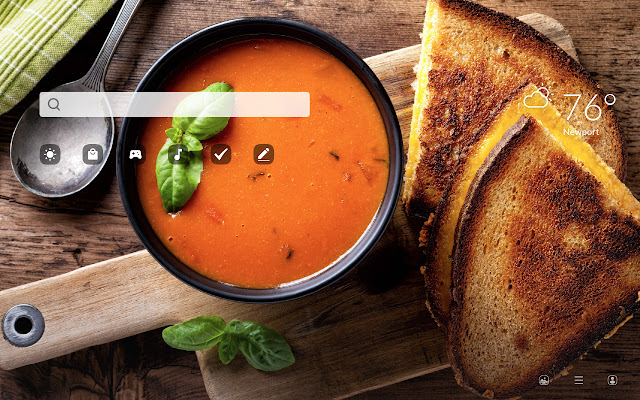 Soups HD Wallpapers New Tab