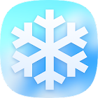Snow Report - Animated Maps & Weather Forecast icon