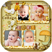 Baby Photo Collage Maker and Editor Icon