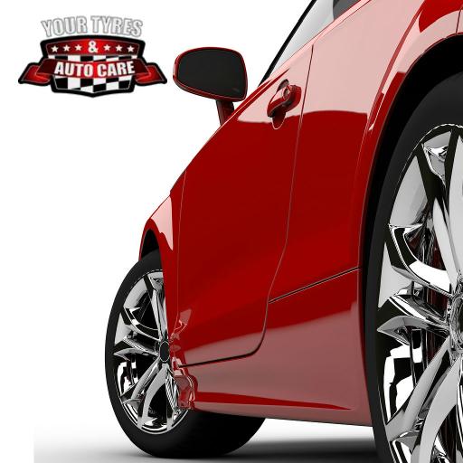 Your Tyres & Auto Care 商業 LOGO-玩APPs