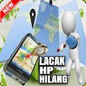 Cara Cek Lokasi No HP atau WA - Lacak HP Hilang icon