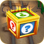 Hero Guides subway serf icon