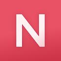 Nextory: 200,000+ audio books & e-books unlimited icon