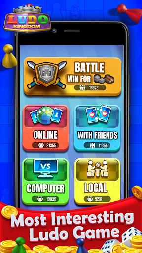Ludo Kingdom - Ludo Board Online Game With Friends filehippodl screenshot 2