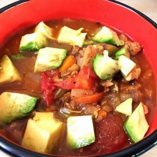 Taco Lentil Chili