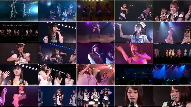 190829 (720p) AKB48 込山チームK「RESET」公演 市川愛美 生誕祭