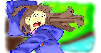 Akko (Little witch academia)