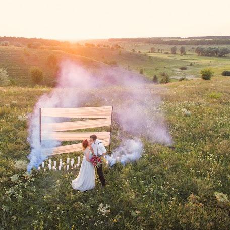 Fotógrafo de bodas Kseniya Ivanova (kinolenta). Foto del 06.01.2018