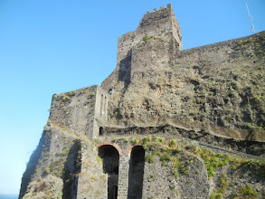 Photo: Top of the castle, Aci Castello