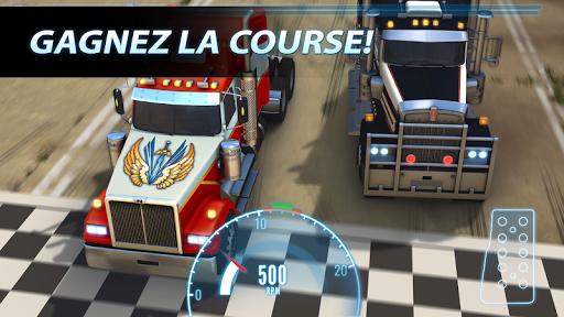 Big Rig Racing  captures d'écran 2