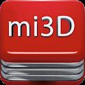 Mi3D icon