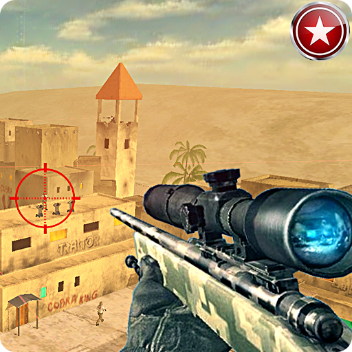 Modern Army Sniper Shooter - Freedom Forces Strike (game)