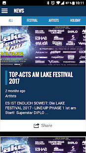 Lake Festival – Miniaturansicht des Screenshots