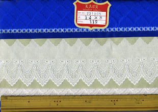 Photo: №731905綿レース:巾47mm