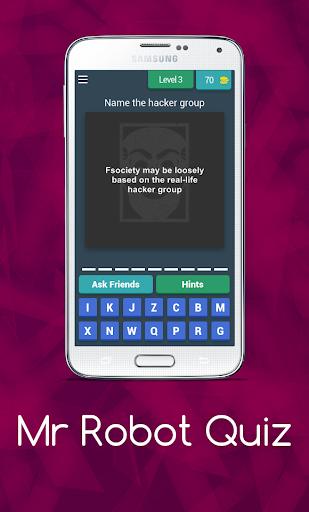 Mr Robot Quiz 8.8.1z screenshots 4