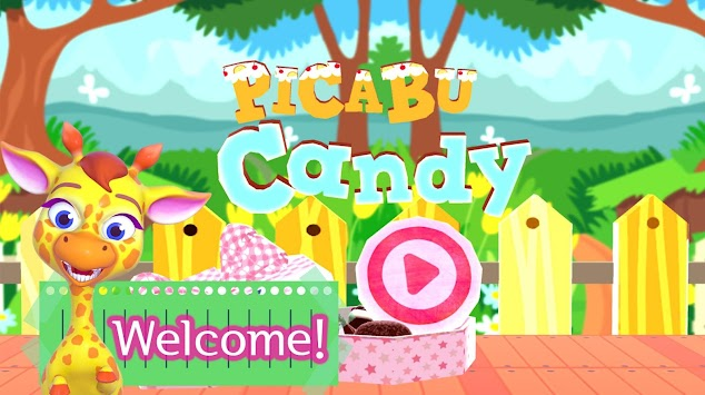 Picabu Candy: Cooking Games poster ...