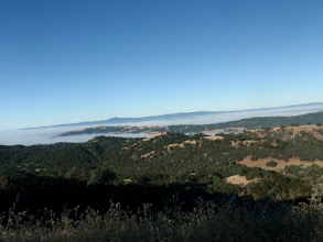 Photo: Nice view from Mt Hamilton