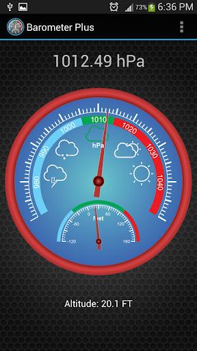 Barometer Plus 4.0.2 screenshots 2