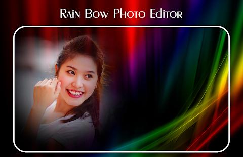 Rainbow Color Photo Editor - náhled