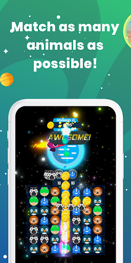 Match 3 Space Safari - Free Match 3 Game screenshot 4