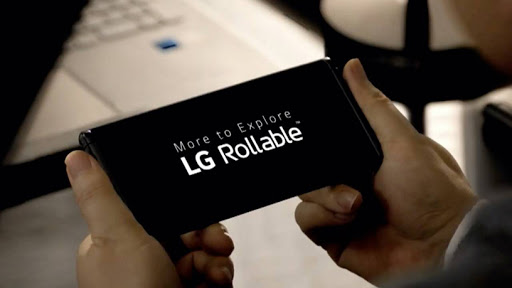 The LG Rollable is expected to launch later this year.