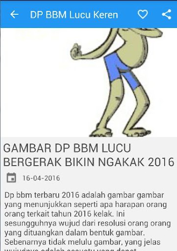 Download Dp Bb Lucu Gambar Bergerak Google Play Softwares