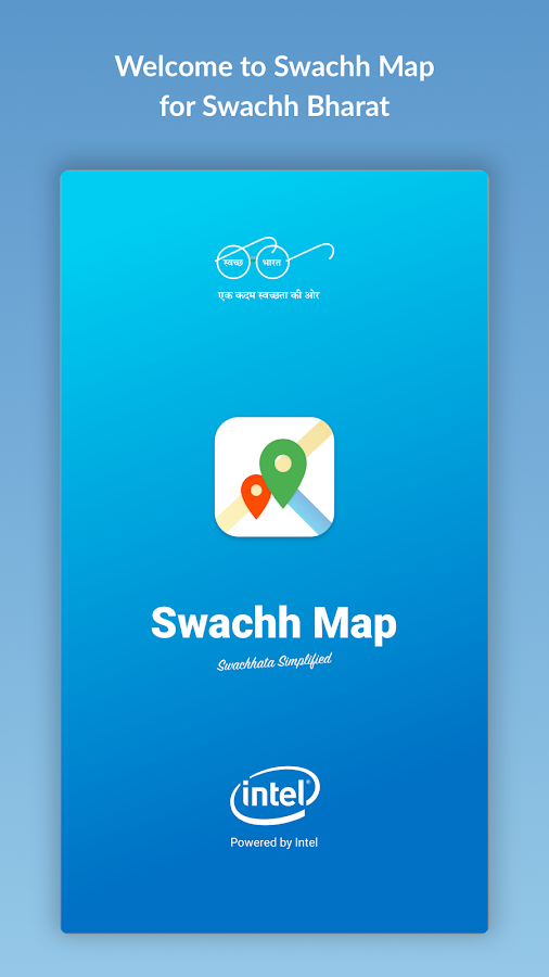Swachh Map For Swachh Bharat- screenshot
