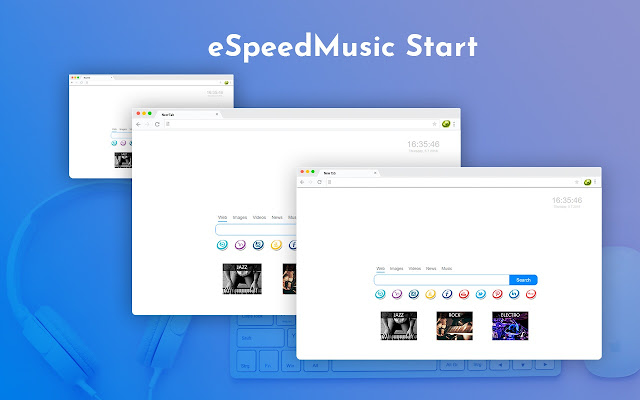 eSpeedMusic Start