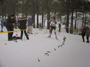 Photo: Андрей Забойкин финиширует