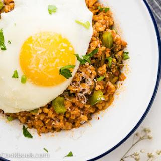 Fancy Kimchi Fried Rice