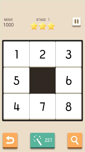 Slide Puzzle King screenshots 1