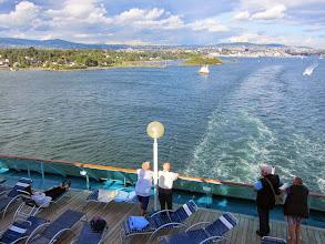 Photo: Bye-bye Oslo