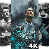 ?? Football Wallpapers 4K | Full HD Backgrounds ?? Icon