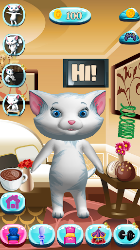 Talking Cat 2.4 screenshots 3