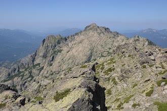 Photo: Pointe Migliarello /2254 m/