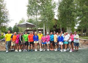 Photo: August 2013 Margarita Mixer-A Rainbow!