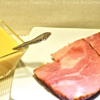 Mustard Sauce – for Baked Ham