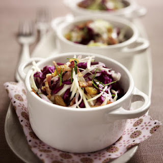 Cabbage Salad with Bacon