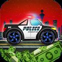 Interactive Police Car Racing icon