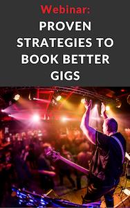 Book Better Gigs Webinar